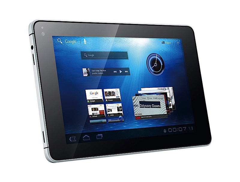 Android Honeycomb Huawei mediapad s7 tablet