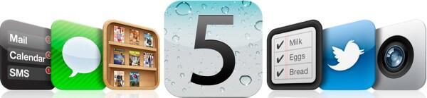 Apple beta iOS 5 neu