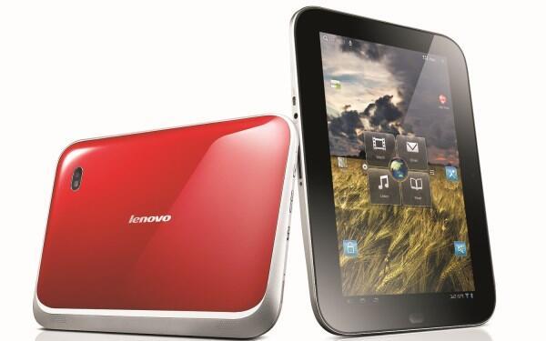 Android Honeycomb ideapad K1 lenovo tablet