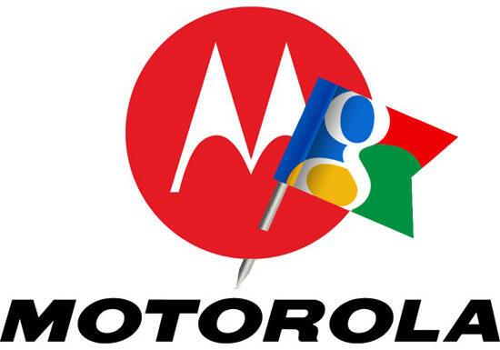 Android eu Google Motorola