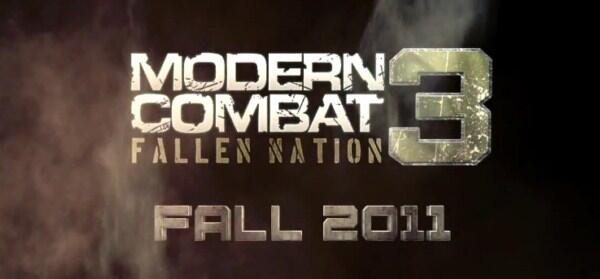 Android appstore fallen nation gameloft iOS market modern combat trailer