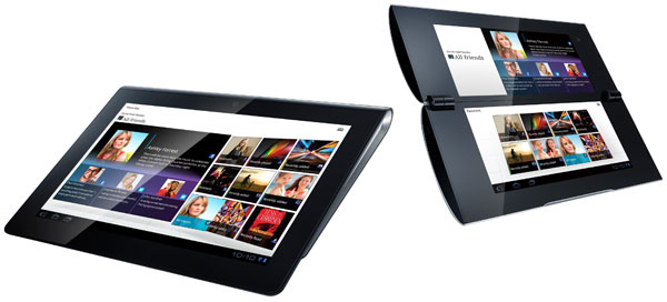 Android pm pressemitteilung Sony tablet