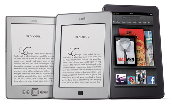 amazon Android e-book event kindle Kindle Fire launch pm tablet
