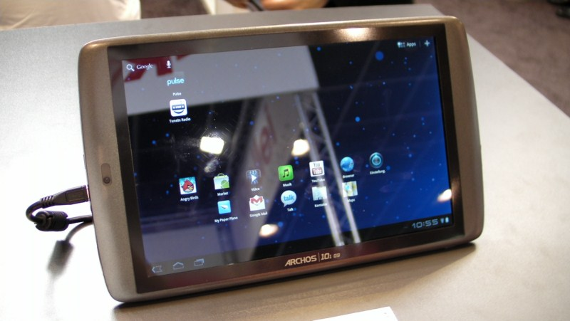 amazon Android Archos g9 tablet