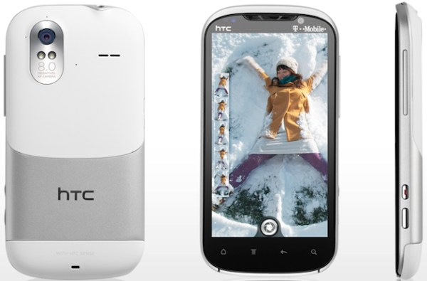 4G Amaze Android HTC usa