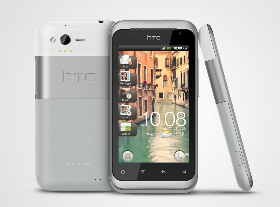 Android HTC Rhyme shopping