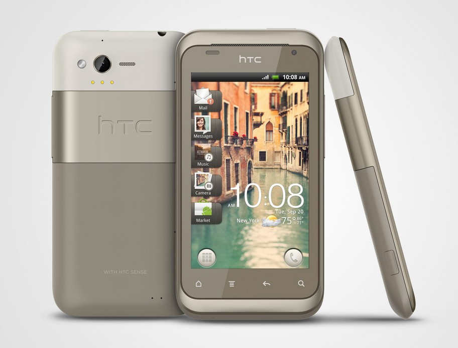 Android deal HTC Rhyme