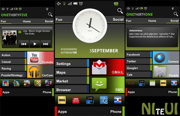 Android launcher root Theme