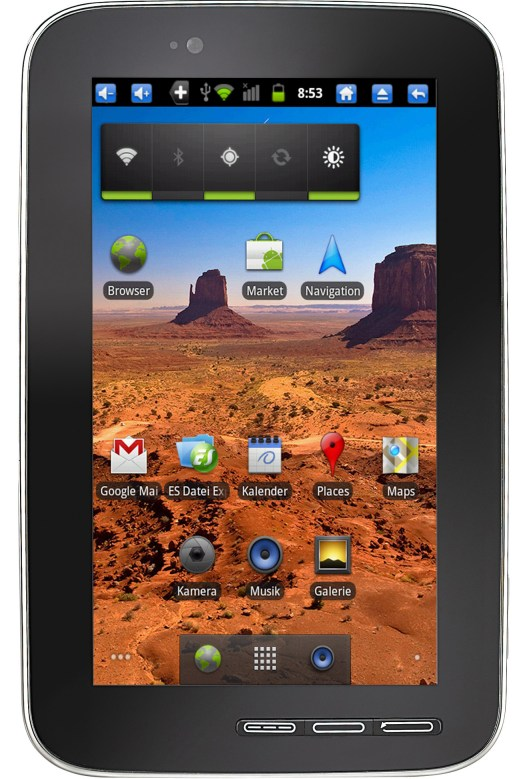 7 zoll Android Pearl tablet