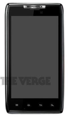 Android HD Leak Motorola qhd Razr Spyder