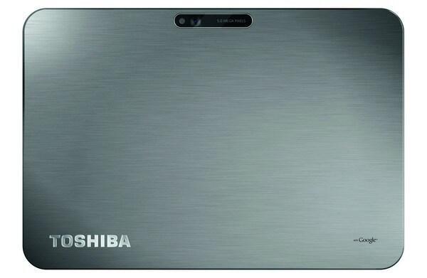 Android AT200 Honeycomb ifa tablet Toshiba