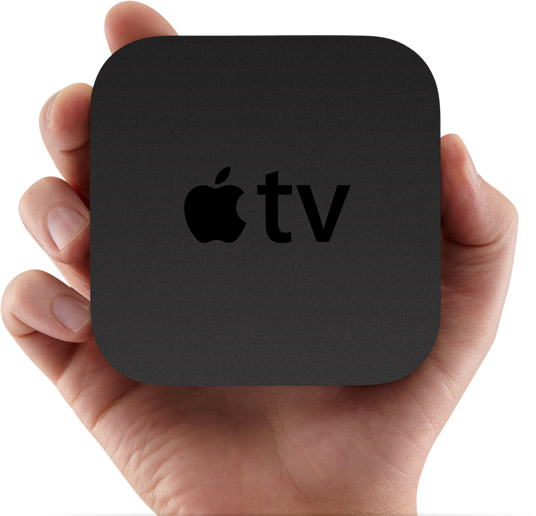 Apple apple tv iOS test TV