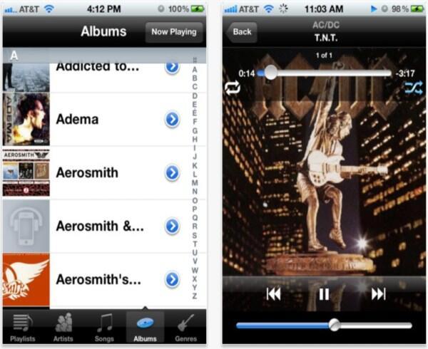 app Google iOS music