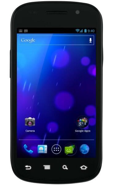 Android Google nexus s ota Update