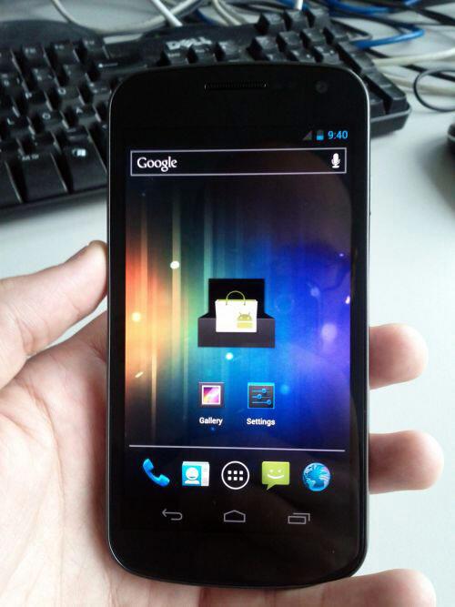 Android Google Leak nexus prime Samsung