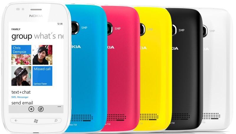deutschland Lumia 710 Nokia preis verfügbar Windows Phone