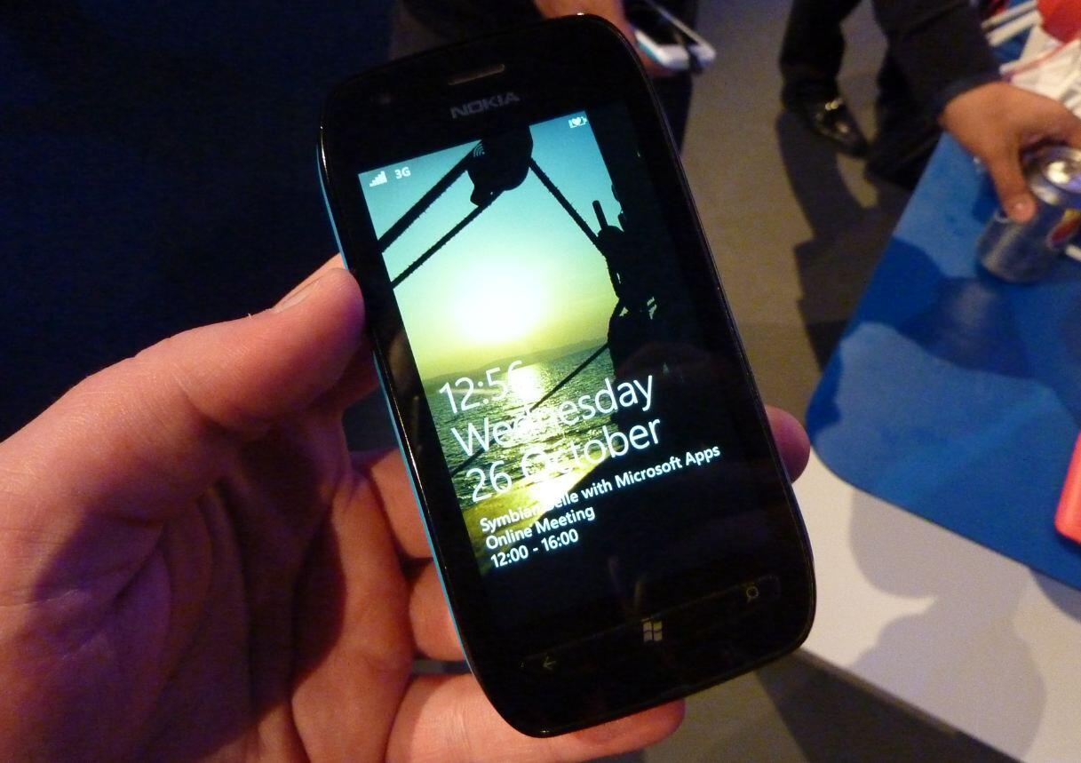 Lumia 710 Nokia Windows Phone