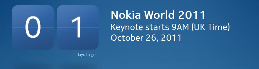 2011 keynote Live london Nokia stream Windows Phone world