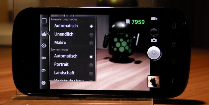Android app Kamera System tipp
