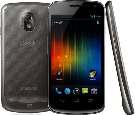 Android Galaxy Nexus Google nexus Samsung