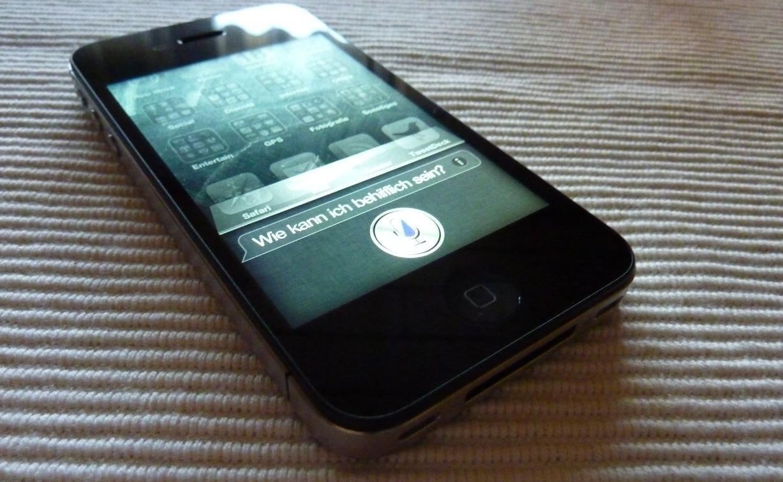 Apple iOS siri