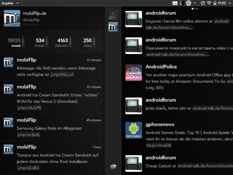 app social test tipp twitter webOS