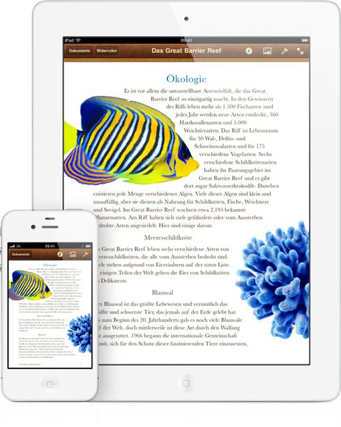 Apple appstore iOS iPad microsoft office