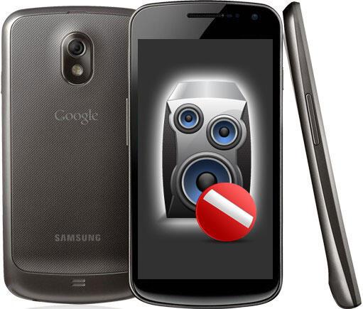 Android bug fehler Galaxy Nexus googlöe mute Samsung volume