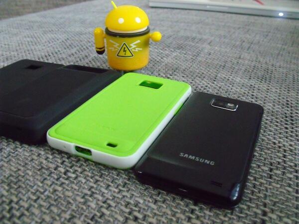 Android Caseaddict Cases Samsung Galaxy S II sgs2