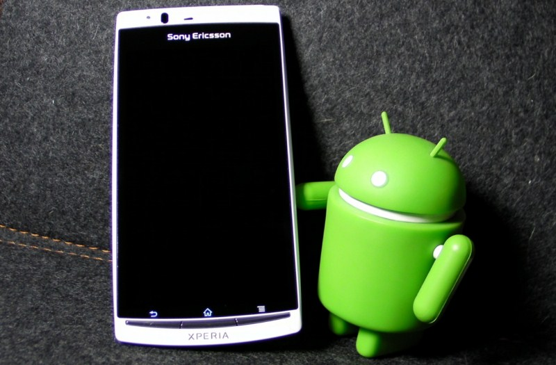 Android Arc S bericht Smartphone Sony Ericsson test Testbericht Xperia xperia arc s