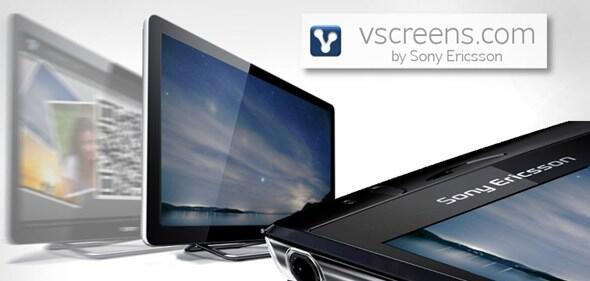 Android app dienste Sony Ericsson webdienst