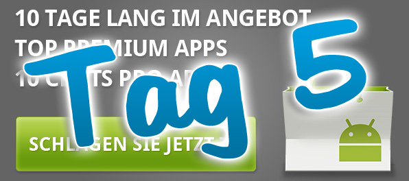 aktion Android Apps Google market promo