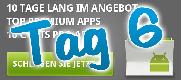 10 cent aktion Android android market angebot Apps Google