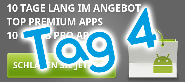 aktion Android Apps promo rabatt