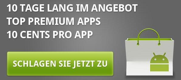 aktion Android app market sale