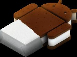 Android HTC Ice Cream Sandwich ICS