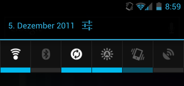 Android app System Tool widget Widgetsoid