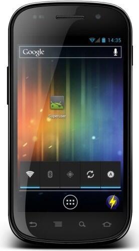 Android Devs & Geeks modding nexus s ROM root