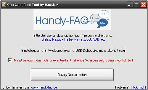 Android anleitung Firmware root samsung galaxy nexus