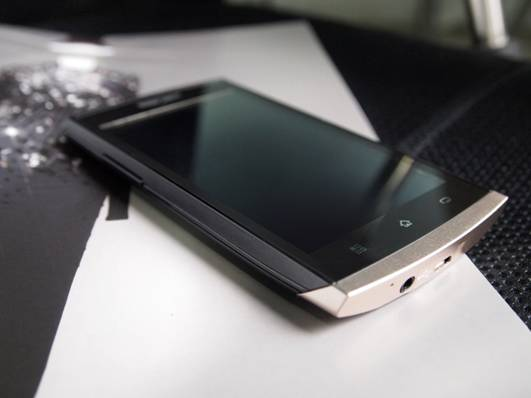 Android Philips Smartphone