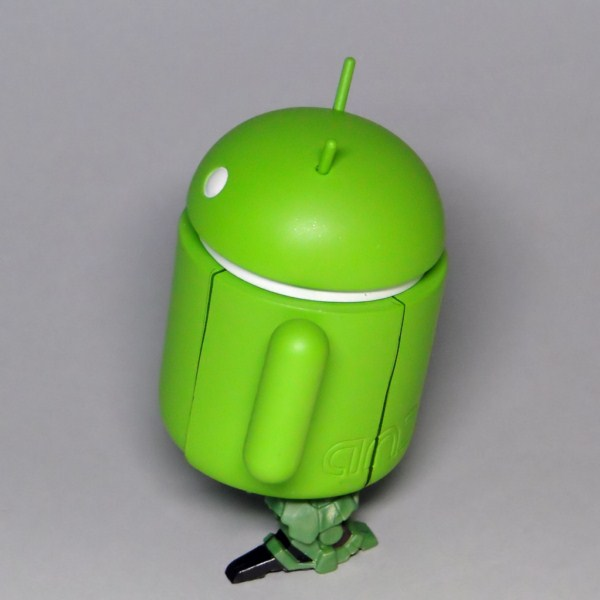 Android fan fun Gadget gag transformer witz