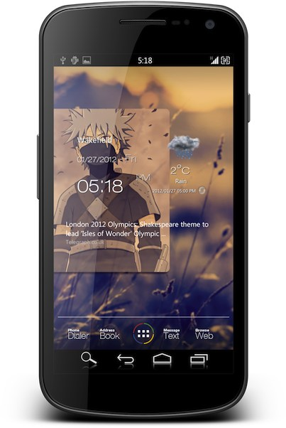 Android CustomRom modding root samsung galaxy nexus themes