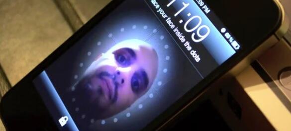 Android app Face-Unlock iOS