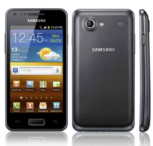 Android Galaxy S Advance Samsung sgs shopping
