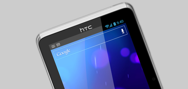 Android Flyer HTC Ice Cream Sandwich tablet Update