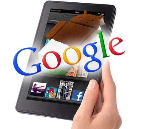 amazon Android Fire Gerücht Google iPad kindle tablet