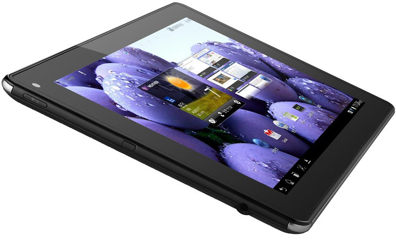 Android LG tablet