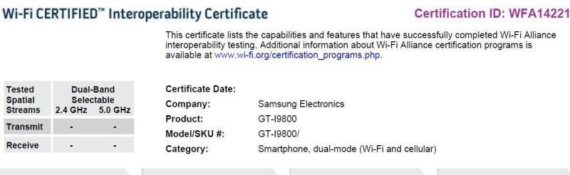Android Leak Samsung Smartphone