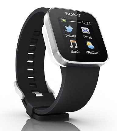Android Gadget smartwatch Sony Uhr