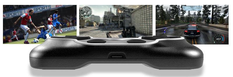 Android ces2012 controller fun gaming iOS portable Spiel